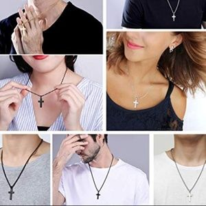 Jewelry - Christian Cross Necklaces Pendants Men/Women